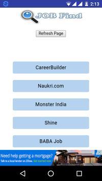 Job Find  AnyTime apk screenshot
