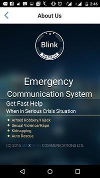 Blink Rescue Premium apk screenshot