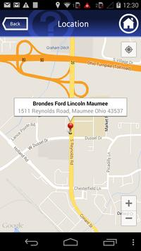 Brondes Ford Lincoln Maumee apk screenshot
