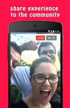 Live Video live.ly Stream Tips apk screenshot