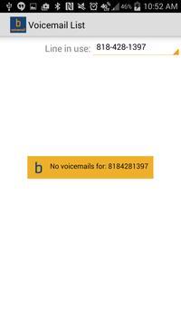 Voicemail Manager apk screenshot