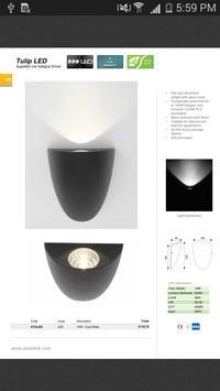 Ansell Lighting apk screenshot