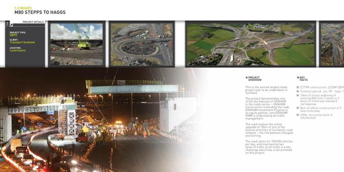 Graham Construction apk screenshot