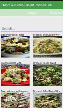 Brocoli Salad Recipes Full apk screenshot