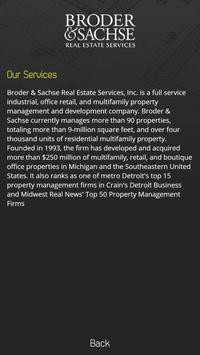 Broder & Sachse Real Estates apk screenshot