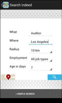 Jobfinder apk screenshot