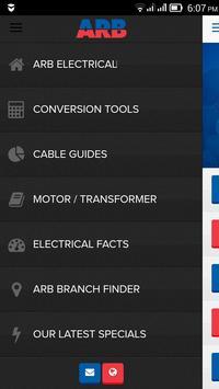 ARB Electrical Toolkit apk screenshot