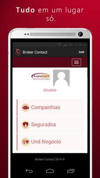 Broker Contact apk screenshot