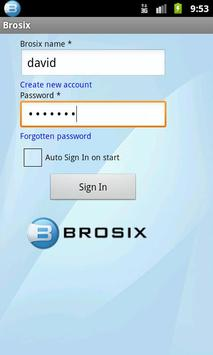 Brosix apk screenshot