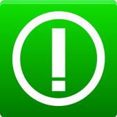Gelp emergency messenger icon