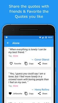 Quotes Hub apk screenshot