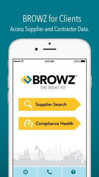BROWZ for Clients poster