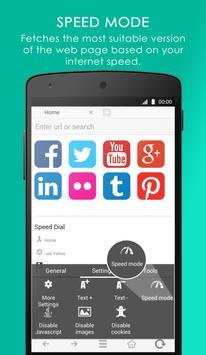Frog Browser apk screenshot