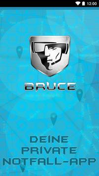 Bruce Notfall Communicator poster