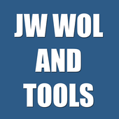 JW WOL and Tools icon