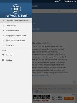 JW WOL and Tools apk screenshot