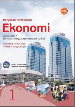 Ekonomi SMU 10 poster