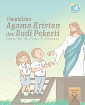 BSE Siswa - Agama Kristen X poster