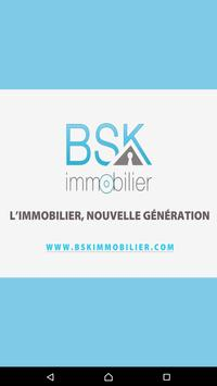 Annonces Immo BSK Immobilier poster