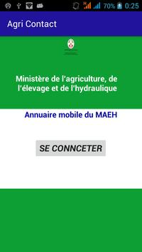Agri Contact poster
