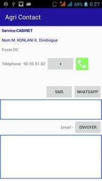Agri Contact apk screenshot