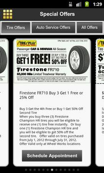Tires Plus apk screenshot