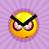 Alarm against intruder icon