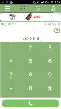 Talk2Pak apk screenshot