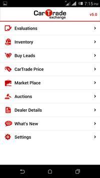 CarTradeExchange for Dealers apk screenshot