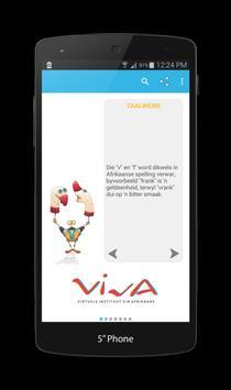 VivA-app poster