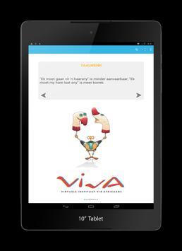 VivA-app apk screenshot