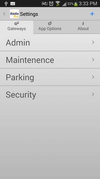 RadioPro Mobile apk screenshot