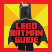 Guide LEGO DC Batman Superhero icon
