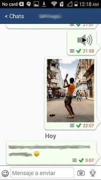 CubaMessenger apk screenshot