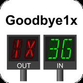 Goodbye1x icon