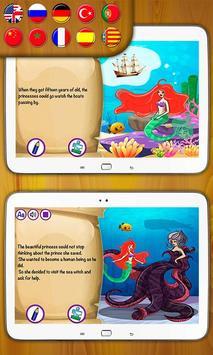 Tale of the Little Mermaid apk screenshot