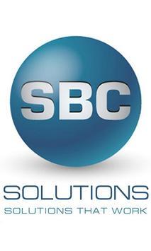 SBC Solutions App poster
