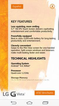 devicealive LG G Vista poster