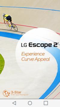 devicealive LG Escape 2 poster