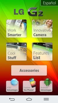 devicealive LG G2 poster