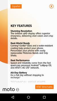 devicealive Motorola moto e apk screenshot