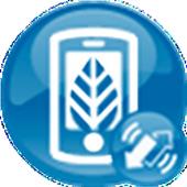 devicealive Samsung Note8 icon
