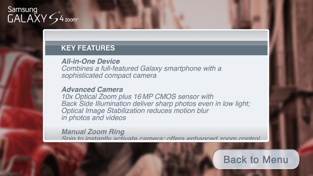 devicealive Galaxy S4 Zoom apk screenshot