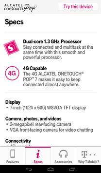 TMUSDEMO Alcatel Pop 7 apk screenshot