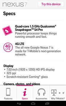TMUSDEMO Nexus 7 2013 apk screenshot