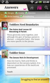 Parent & Baby Handbook (Free) apk screenshot