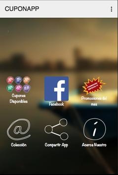 CUPONAPP apk screenshot