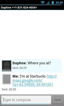 Where You At? apk screenshot