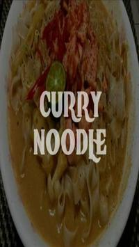 Curry Noodle Recipes Full poster