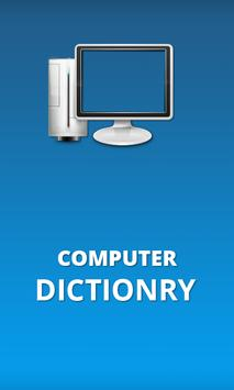 Computer Dictionary poster
